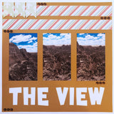 The View - 3 Vertical Frames - Scrapbook Page Overlay Die Cut - Choose a Color