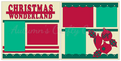 Christmas Wonderful - Scrapbook Page Kit