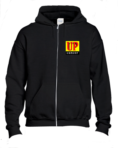 Up Cancer Hoodies