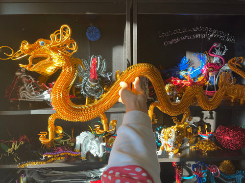 Chinese Dragon L