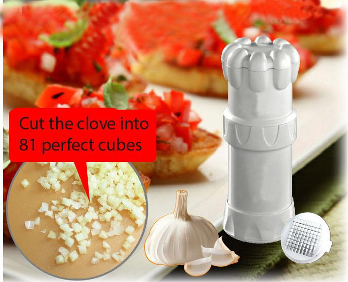 Perfect Garlic Cutter