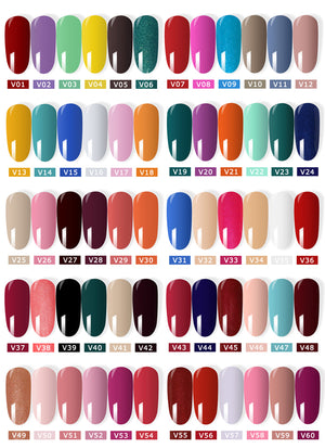 15ml Soak Off UV Gel Nail Polish