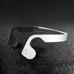 Bone-Conduction Hi-Tech Headphones - Wireless Bluetooth