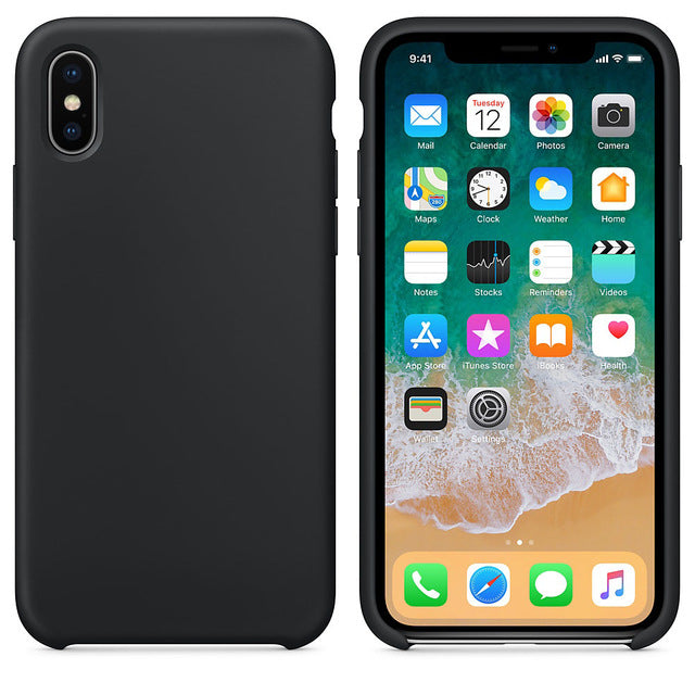 Have LOGO Original Official Silicone Case For iPhone