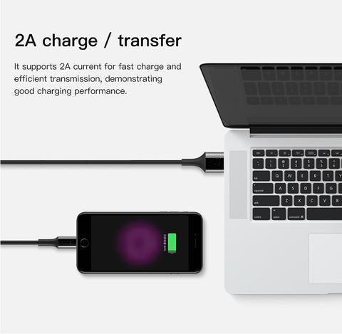 Smart LED Charging Cable for iPhone or iPad