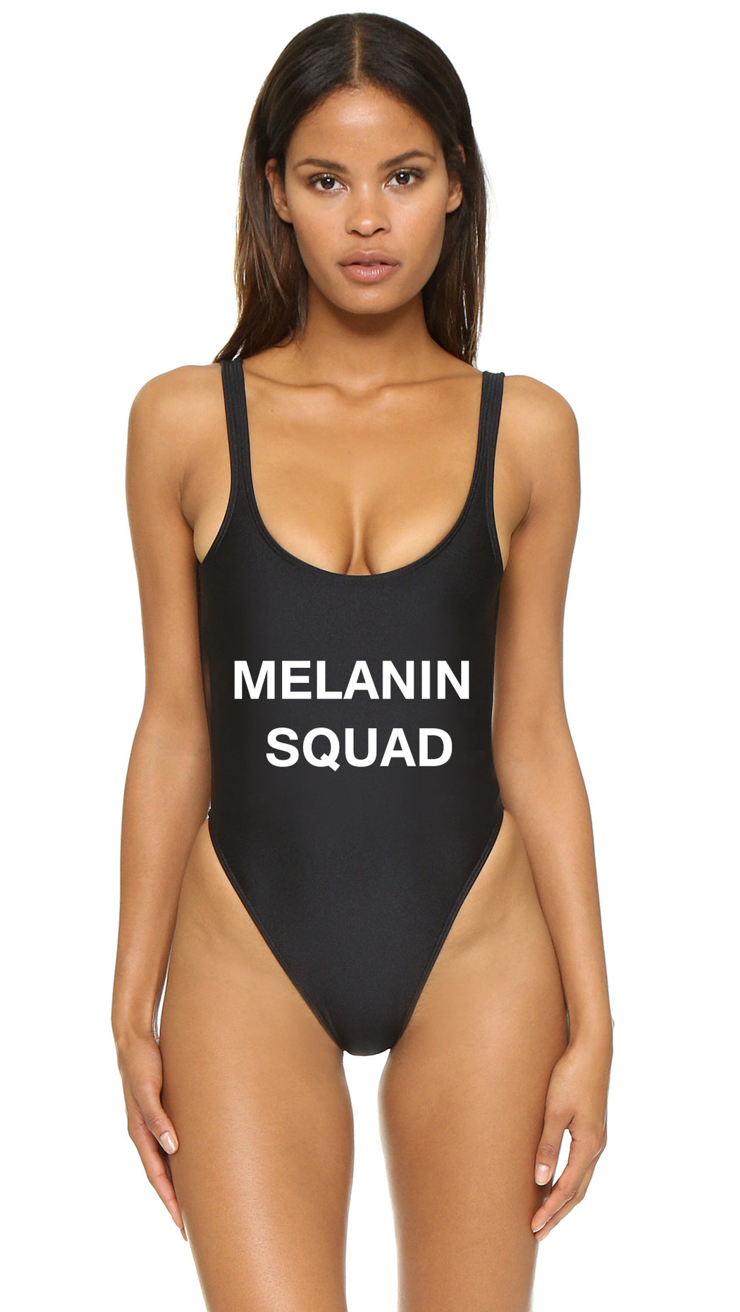 Melanin Squad One-Piece Suit
