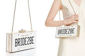 ShopBridesmaid Bride-To-Be Bride Clutch