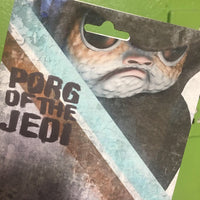 Porg of the Jedi | Sculpture / Toy