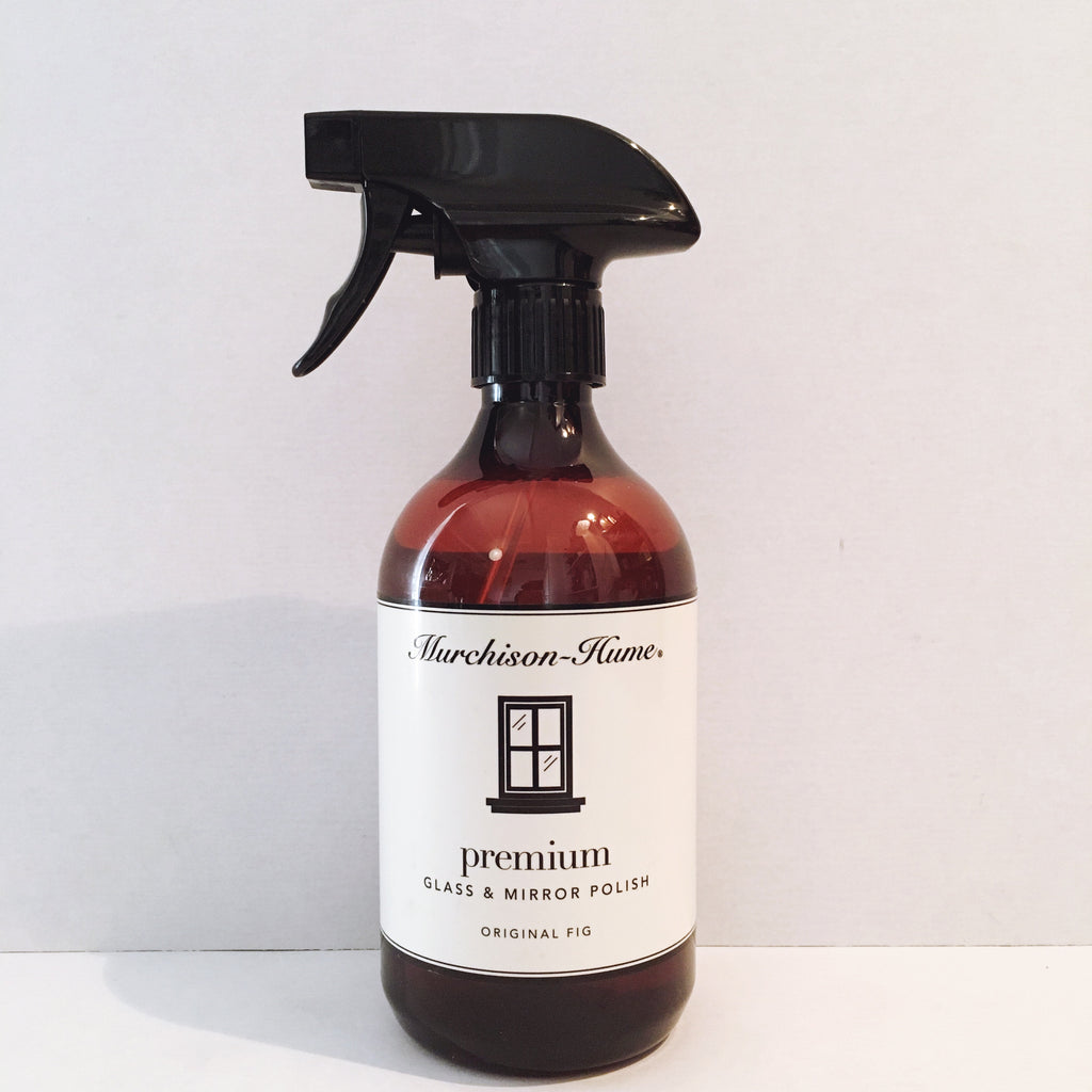 Premium Glass & Mirror Polish Spray