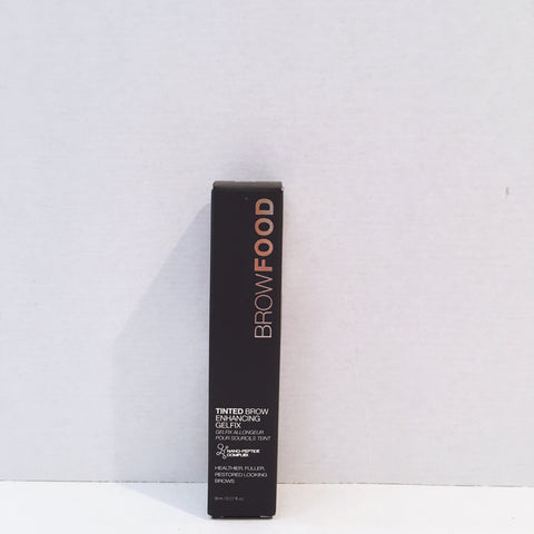 BROWFOOD- Tinted Brow Enhancing GelFix-Brunette