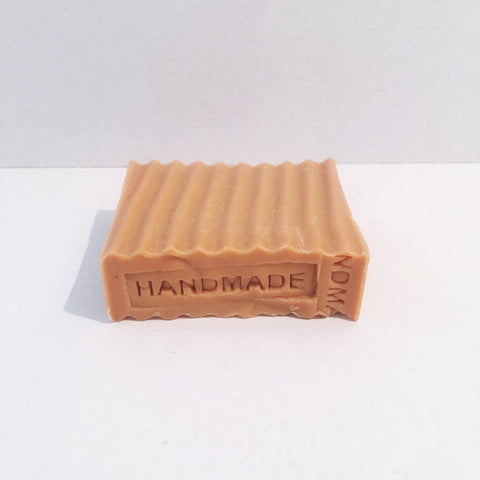 Handmade soap- Australian Pink Clay with Rose Geranium Essential Oil