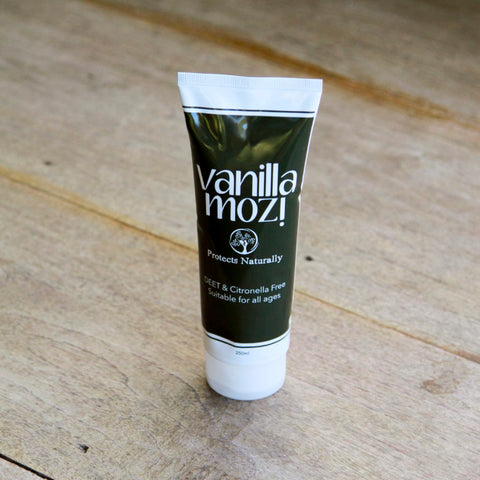 Vanilla Mozi skin cream- 250mL