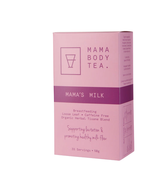 Mama's Milk Lactation Tea Bags