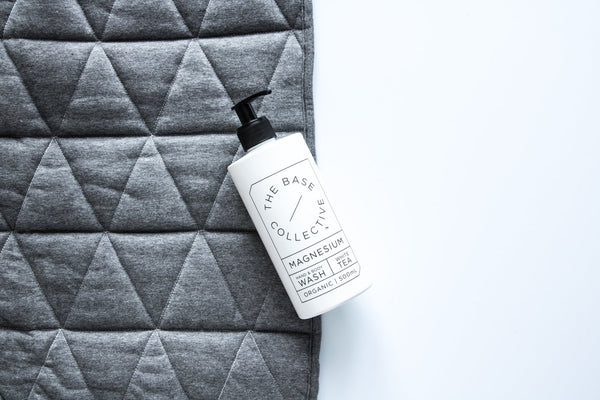 Magnesium + White Tea Hand & Body Wash