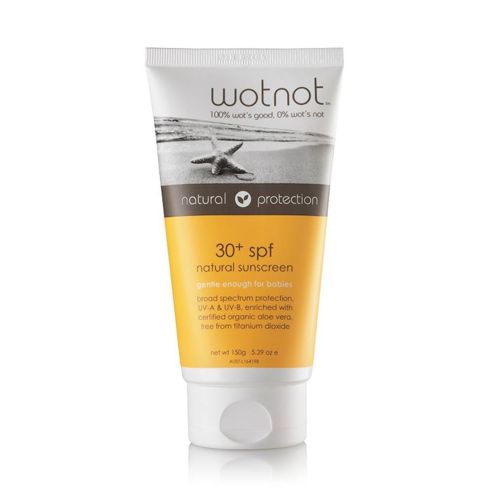 30 SPF Natural Family Sunscreen