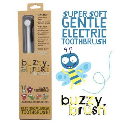 Buzzy Brush Musical Electric Toothbrush