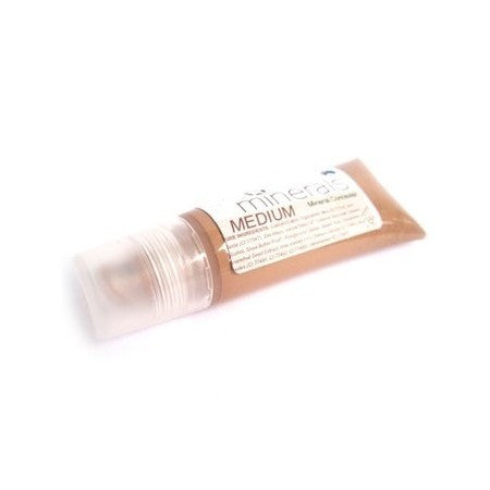 Natural Mineral Makeup Concealer- Medium