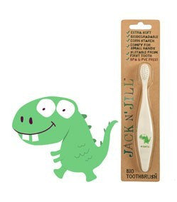 Bio Kids Toothbrush- Dino