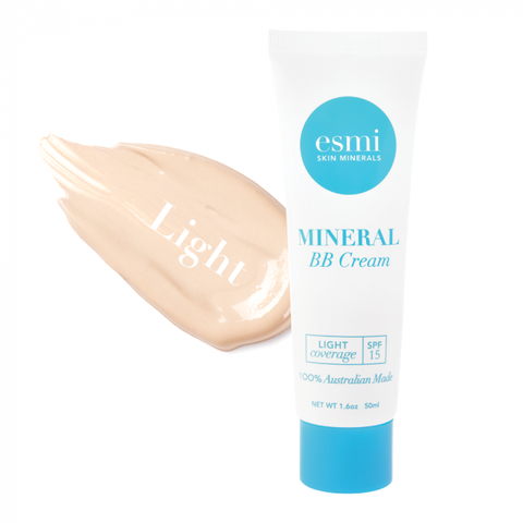 Mineral BB cream- Light