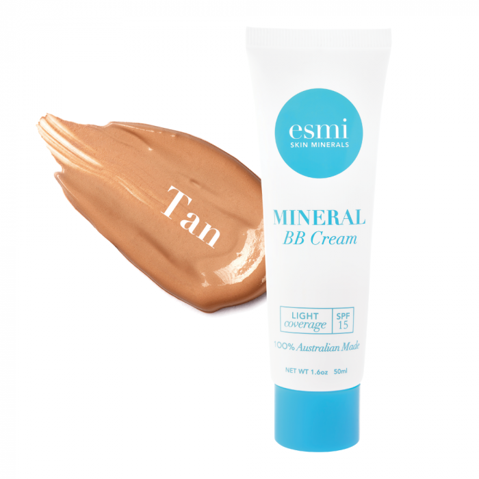 Mineral BB Cream- Tan
