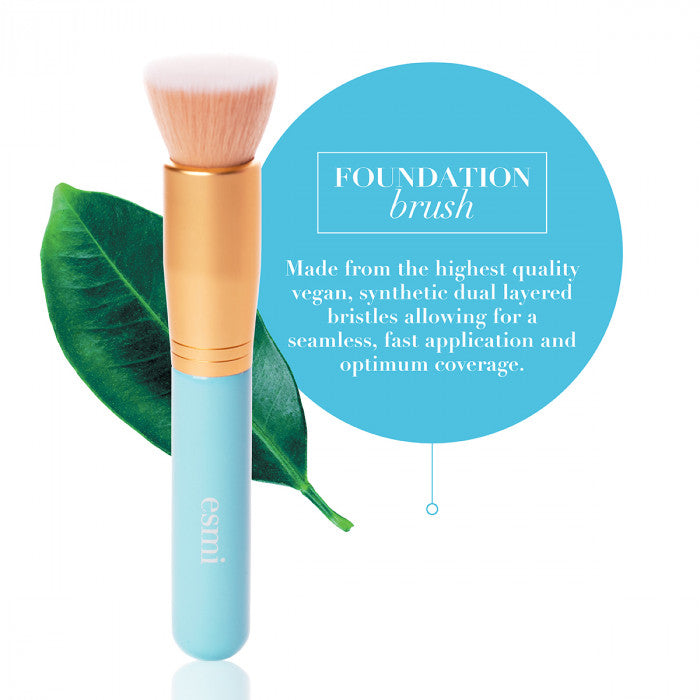 Foundation Brush- Vegan