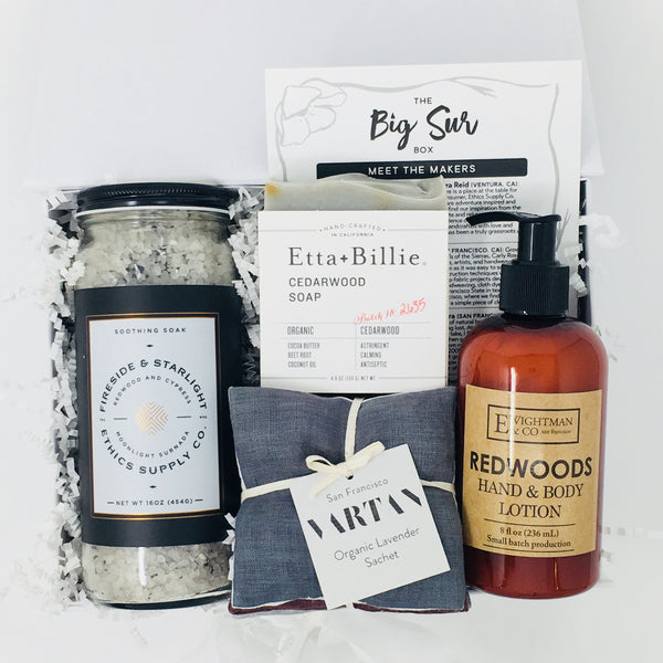Big Sur Gift Box