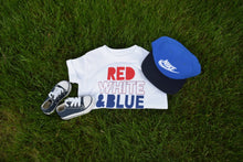Red, White & Blue T (kids)