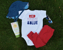 Red, White & Blue T (baby)