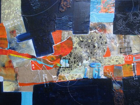 Collage - More Mixed Media