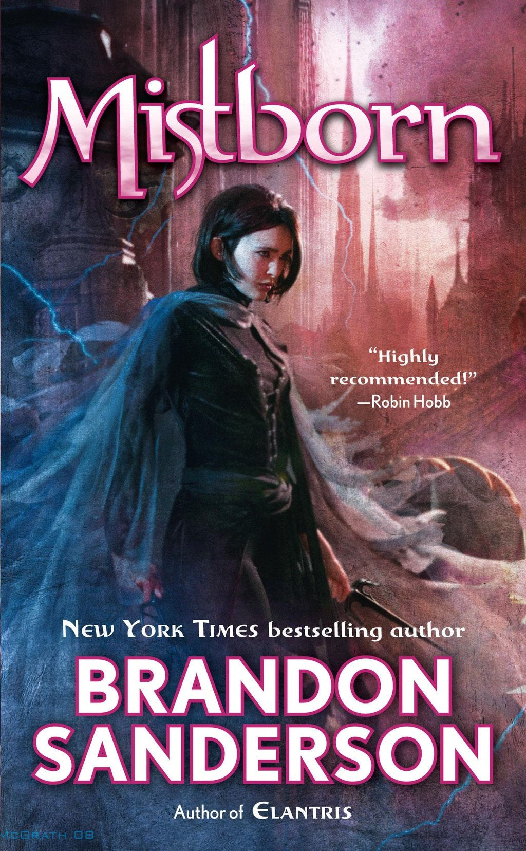 Mistborn: The Final Empire | Brandon Sanderson | Mass Market Paperback
