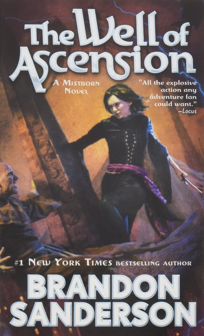 The Well of Ascension | Brandon Sanderson | Mass Market Paperback