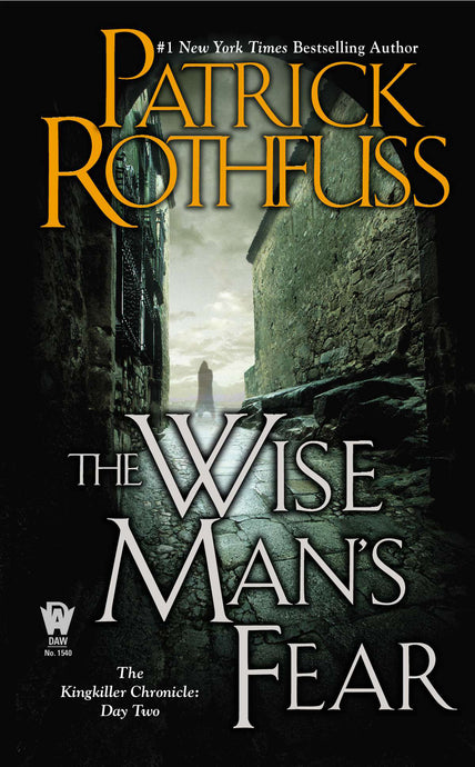 The Wise Man's Fear | Patrick Rothfuss | Mass Market Paperback