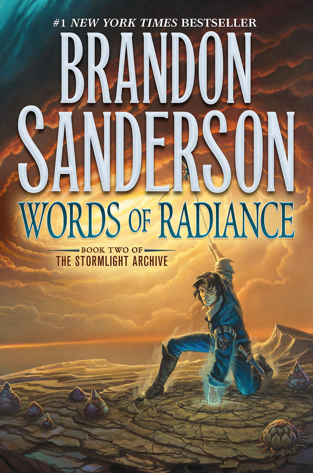 Words of Radiance | Brandon Sanderson | Mass Market Paperback