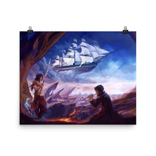 Wandersail | Stormlight Archive Poster