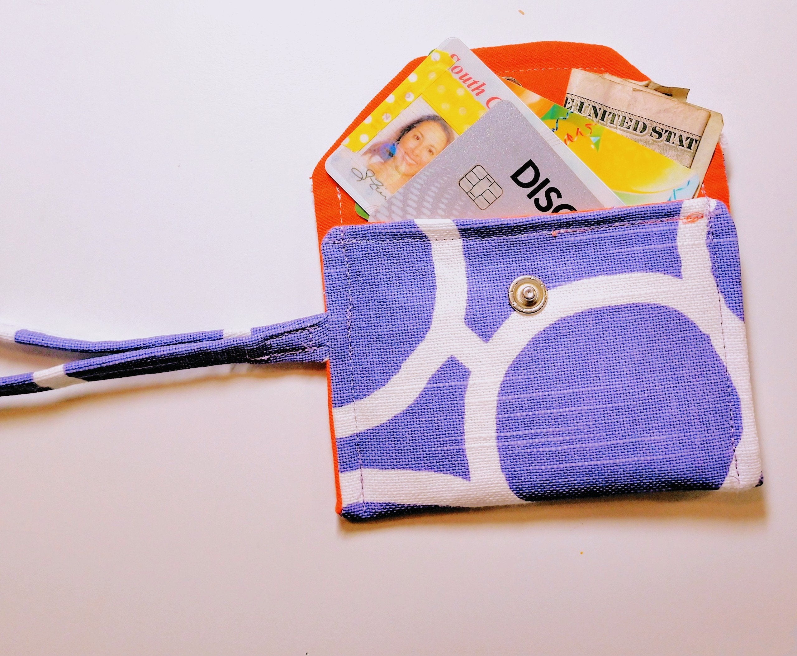 Credit Card Wristlet - Bohicket Road