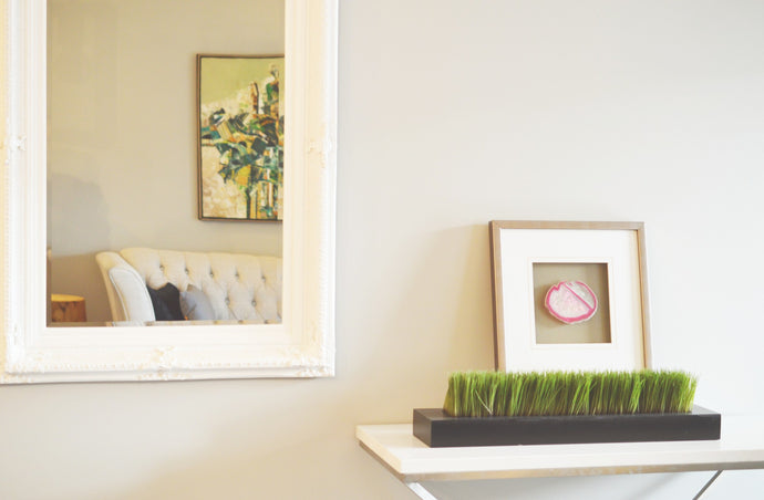 How to Create a Statement with Your Choice of Mirror Design