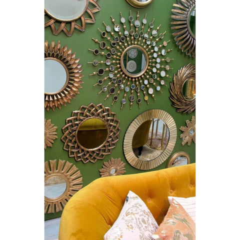 Decorative Mirrors Gallery Wall