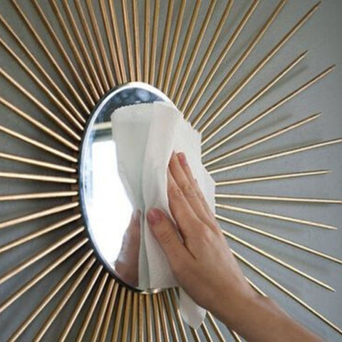 Mirror Cleaning Tips