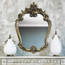 Load image into Gallery viewer, Irene Art Deco Mirror (90W X 140H Cm) Silver Imported