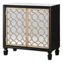 Load image into Gallery viewer, Uttermost Franzea Mirrored Console Cabinet - 24498 Local