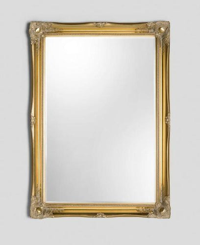 SERENA GOLD LARGE WALL MIRROR
