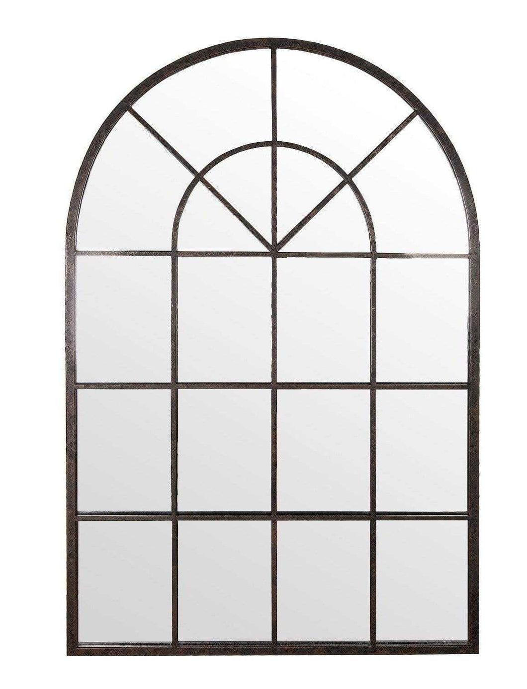 Claire Arched Wall Mirror El - D196 Local