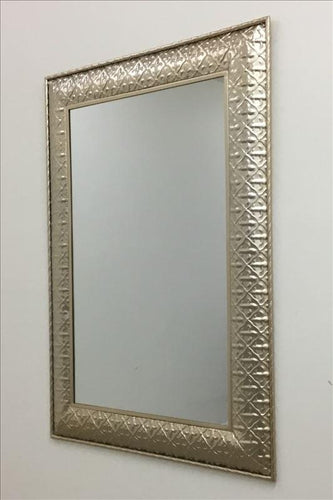 Champagne Gold Classic Metal Frame Wall Mirror - mirrors-city-aus