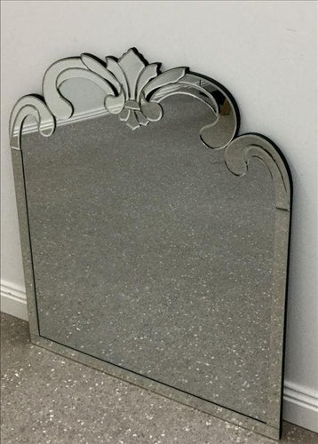 Decorative Multi-Pieces Arched Frame Wall Mirror