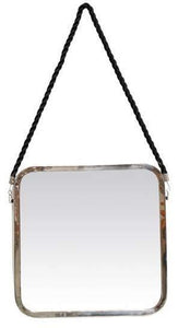 Bellona Square Hanging Wall Mirror Ow - Fi0597 Local