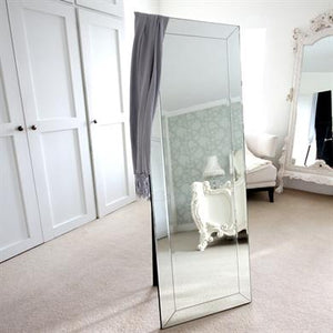 Pax Modern Mirror With Champagne Edge Imported