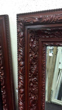 Load image into Gallery viewer, TAY KATHIYUN FRENCH PROVINCIAL ORNATE MIRROR MAROON - mirrors-city-aus