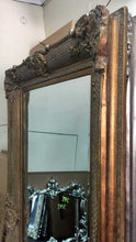 Load image into Gallery viewer, Azdah French Provincial Ornate Mirror Antique Gold Imported