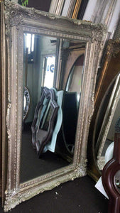 Tay Ucho French Provincial Ornate Mirror Antique Gold Imported