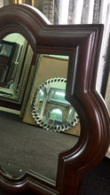 Load image into Gallery viewer, Gol Kundo Modern Mirror Brown Imported